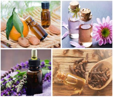 Эфирные масла для упругой кожи