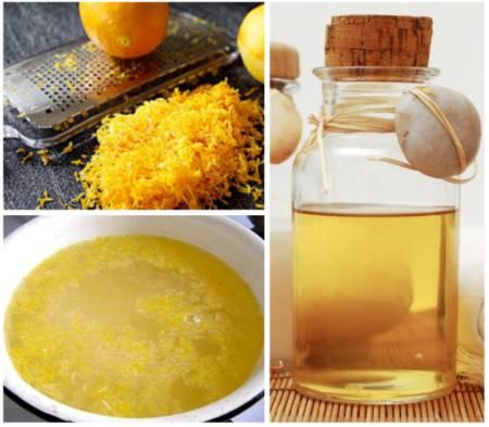 Лосьон из лимона от коричневых пятен