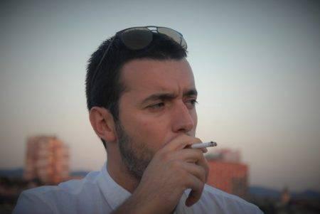 негативное влияние курения на кожу мужчин
