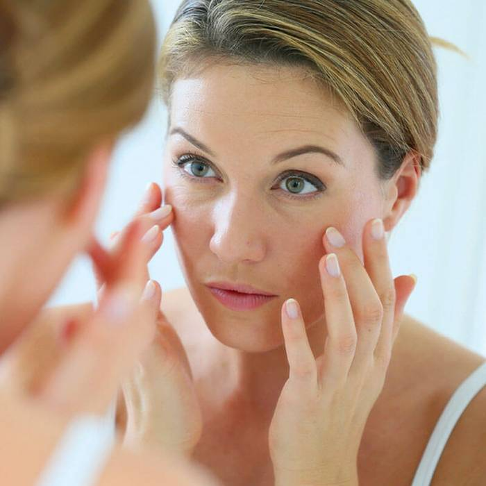 Дряблая кожа лица что делать — Красивое лицо