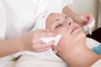 Механическая очистка кожи