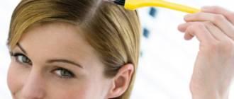 Чем оттереть краску для волос с кожи